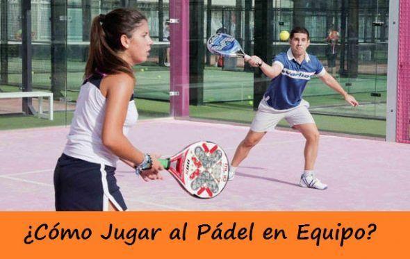 PADEL, Deporte de EQUIPO ¡Deja a un Lado las Individualidades! http://blgs.co/p2UpDw