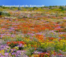 """My book """"Namaqualand and the Richtersveld"""" on the Apple iBookstore."""