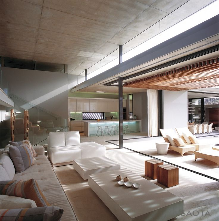 Voelklip, Hermanus, South Africa | by SAOTA – Stefan Antoni Olmesdahl Truen Architects