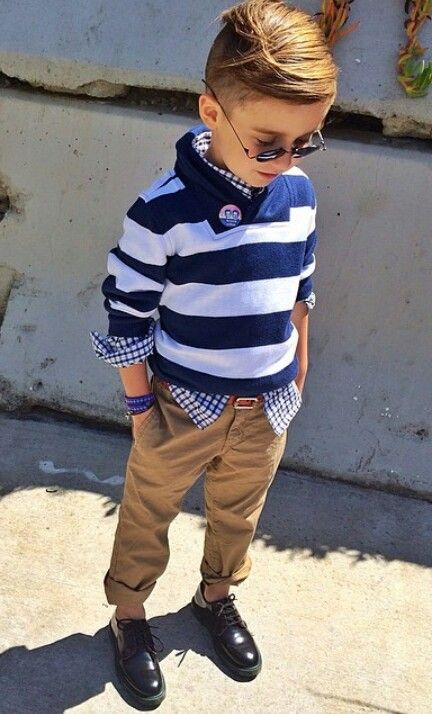 Alonso Mateo in Old Navy