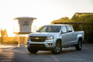 2015 Chevrolet Colorado wt