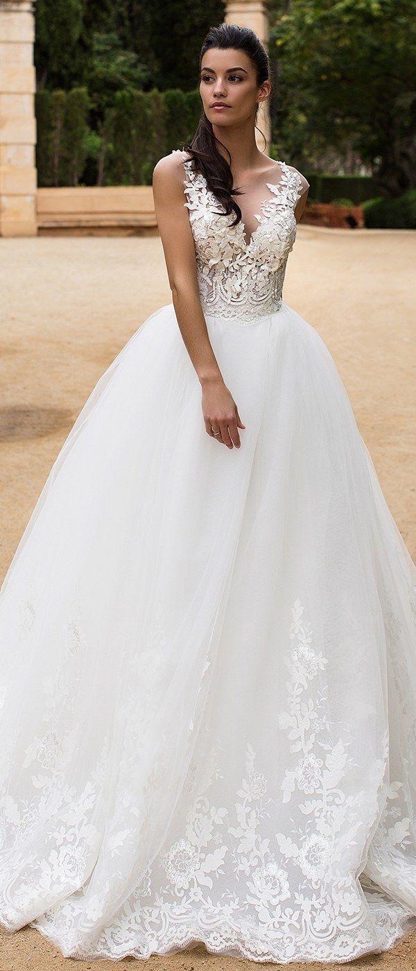 Milla Nova Bridal 2017 Wedding Dresses norina2 / http://www.deerpearlflowers.com/milla-nova-2017-wedding-dresses/5/