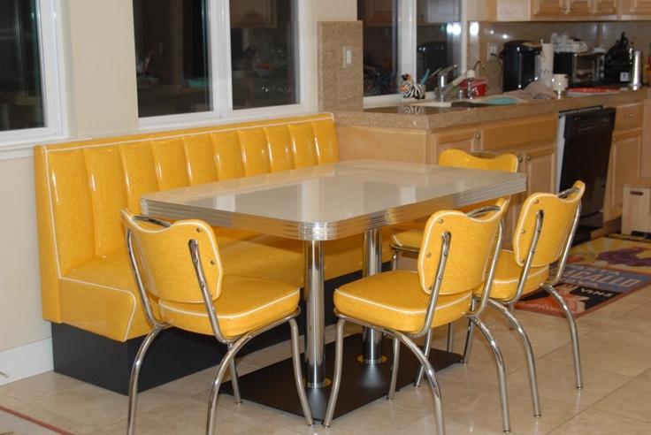 28 best images about kitchen dinette sets on pinterest retro kitchen tables black crystals. Black Bedroom Furniture Sets. Home Design Ideas