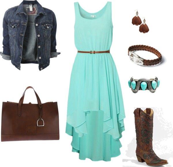 """""""Country Casual"""" by shannon-baughman on Polyvore"""