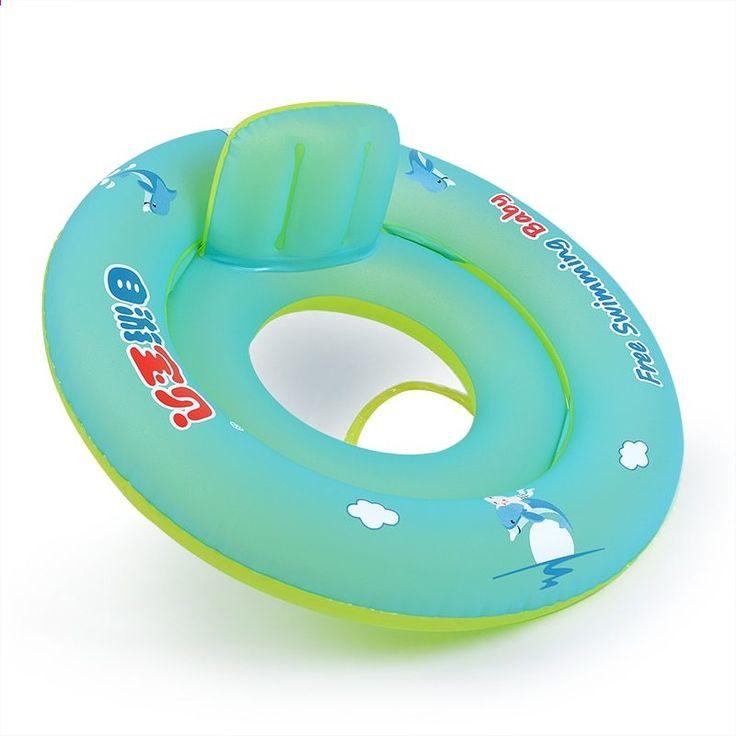 बच्चों के लिए नई बेबी Infaltable सीट फ्लोट तैरना पूल फ्लोट