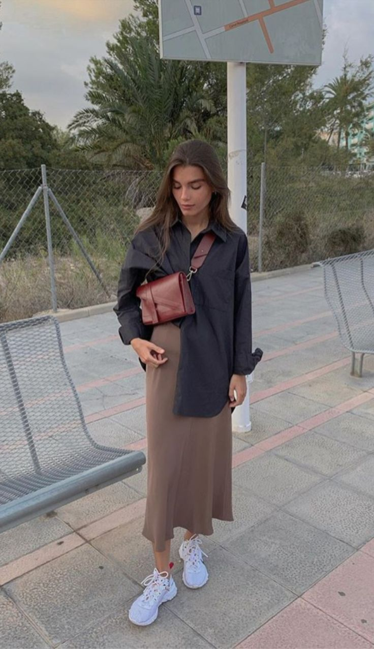 minimalist fall outfit ideas #Clothing # ...