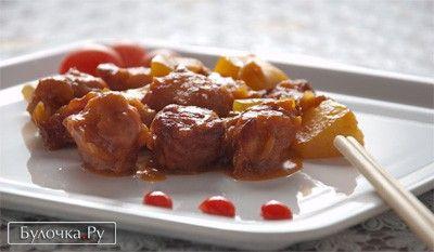 Курица в кисло-сладком соусе по-китайски | Рецепты с фото. Кулинарные советы. Пошаговые рецепты.