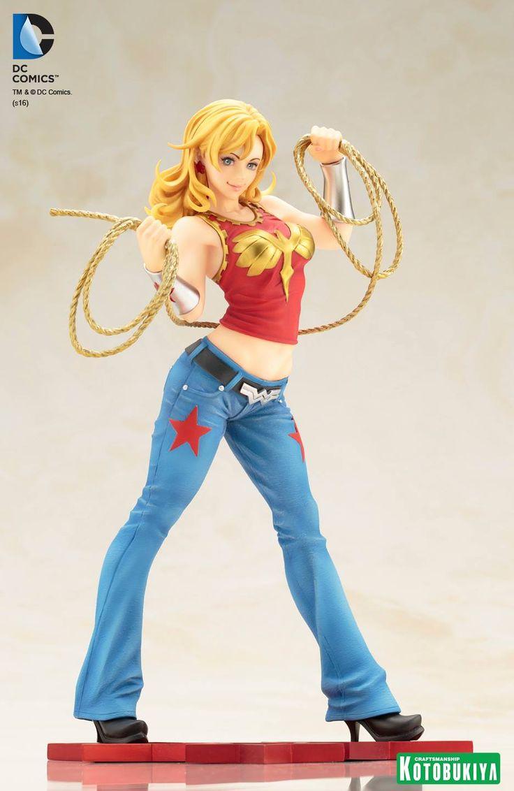 Kotobukiya DC Comics Wonder Girl Bishoujo Statue