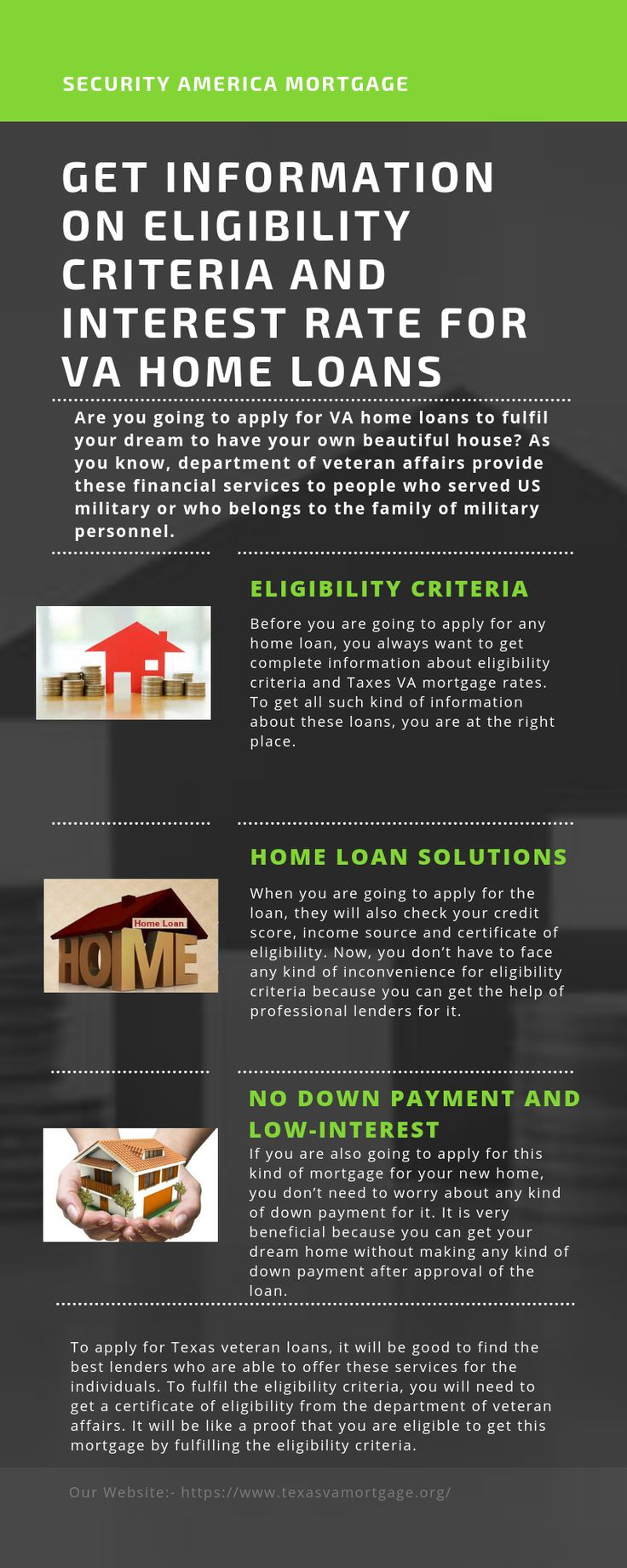 To Apply For Texas Veteran Loans It Will Be Good To Find The Best