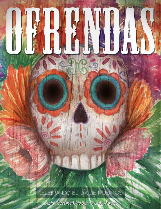 Free e-Book: 'Ofrendas: Celebrando el Día de Muertos' (CELEBRATE THE DAY OF THE DEAD-DECORATING WITH THE CRAFTY CHICA)
