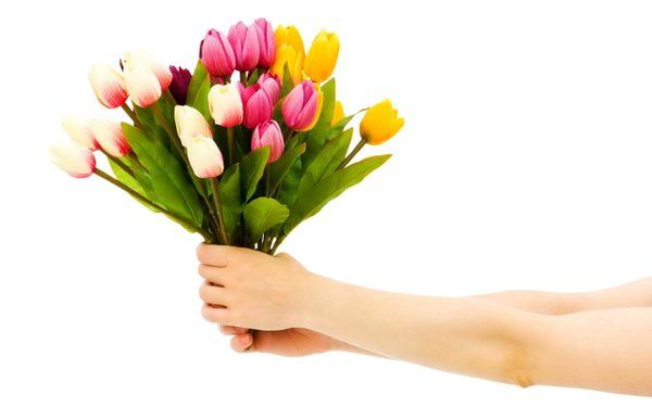 If you are in #Ukraine don't give an even number of flowers. #traveltips