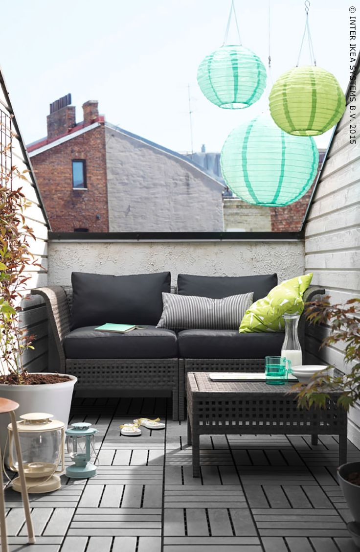 17 beste idee n over klein terras op pinterest klein terras decoreren idee n voor patio 39 s en. Black Bedroom Furniture Sets. Home Design Ideas