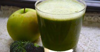 Resep Sehat Jus Sayur Brokoli dicampur Buah