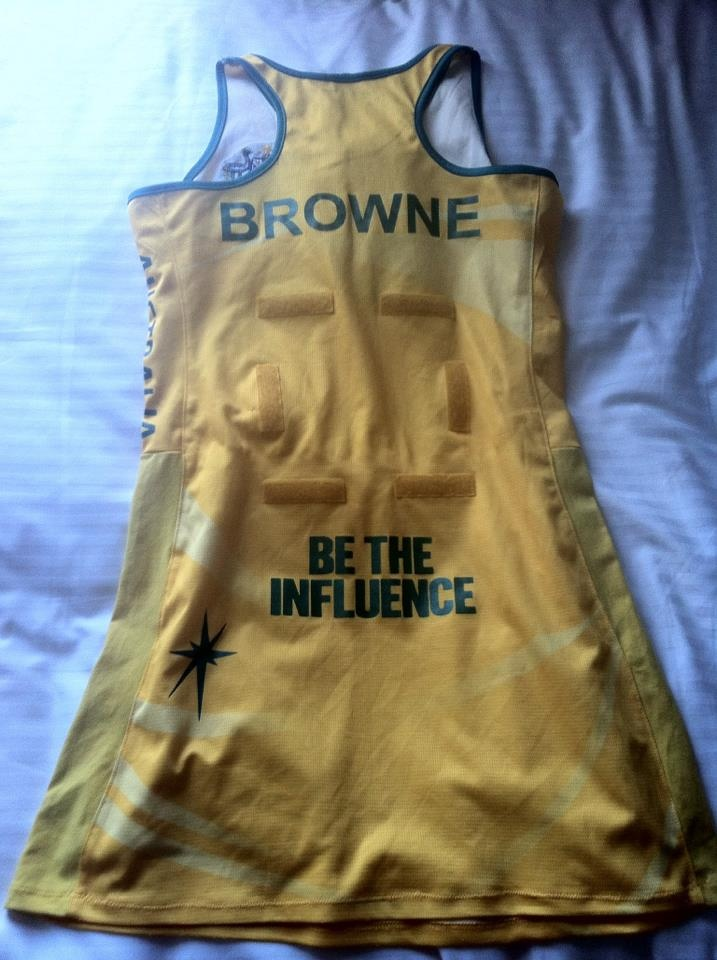 Madison Browne's Diamonds Dress