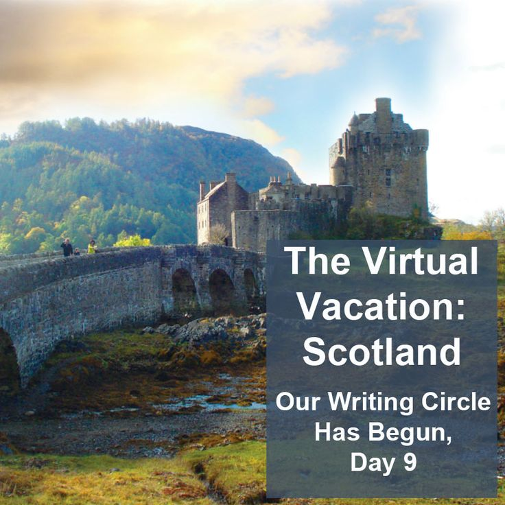 Writing retreats in Scotland