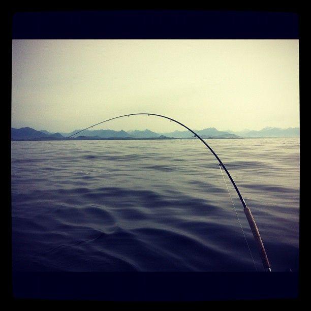 Fishing in Tofino!
