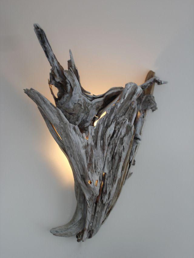 Driftwood Sconce | Vincent Richel