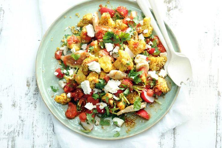 Quinoa, radijs en bloemkool: dit gerecht zit boordevol powerfood - Recept - Allerhande