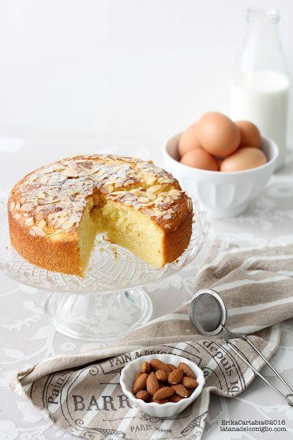 La torta ricotta e mandorle