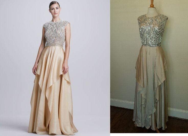 Best 25 custom dresses ideas on pinterest all monster for Haute couture price range