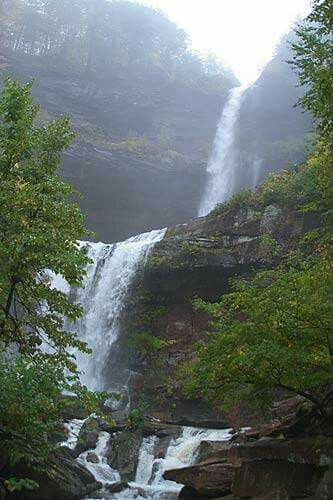 Kaaterskill Falls, Haines Falls,  NY  ✈✈✈ Here is your chance to win a Free Roundtrip Ticket to anywhere in the world **GIVEAWAY** ✈✈✈ https://thedecisionmoment.com/free-roundtrip-tickets-giveaway/