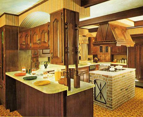 Best 70 S Kitchens Make Me Happy Awesomeness For The Home 400 x 300