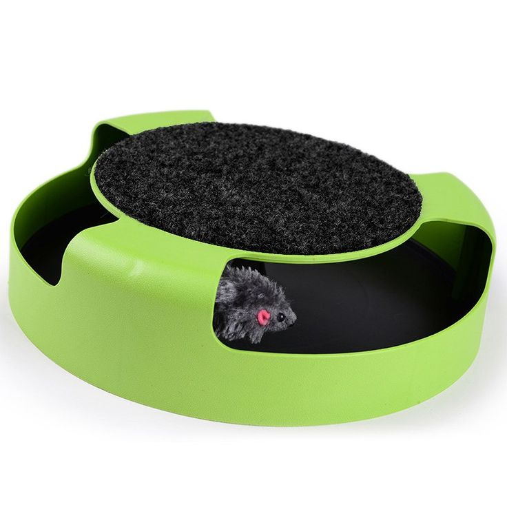 Play Station With Moving Fake Mouse Inside //Price: $12.58 & FREE Shipping //     #cattoys