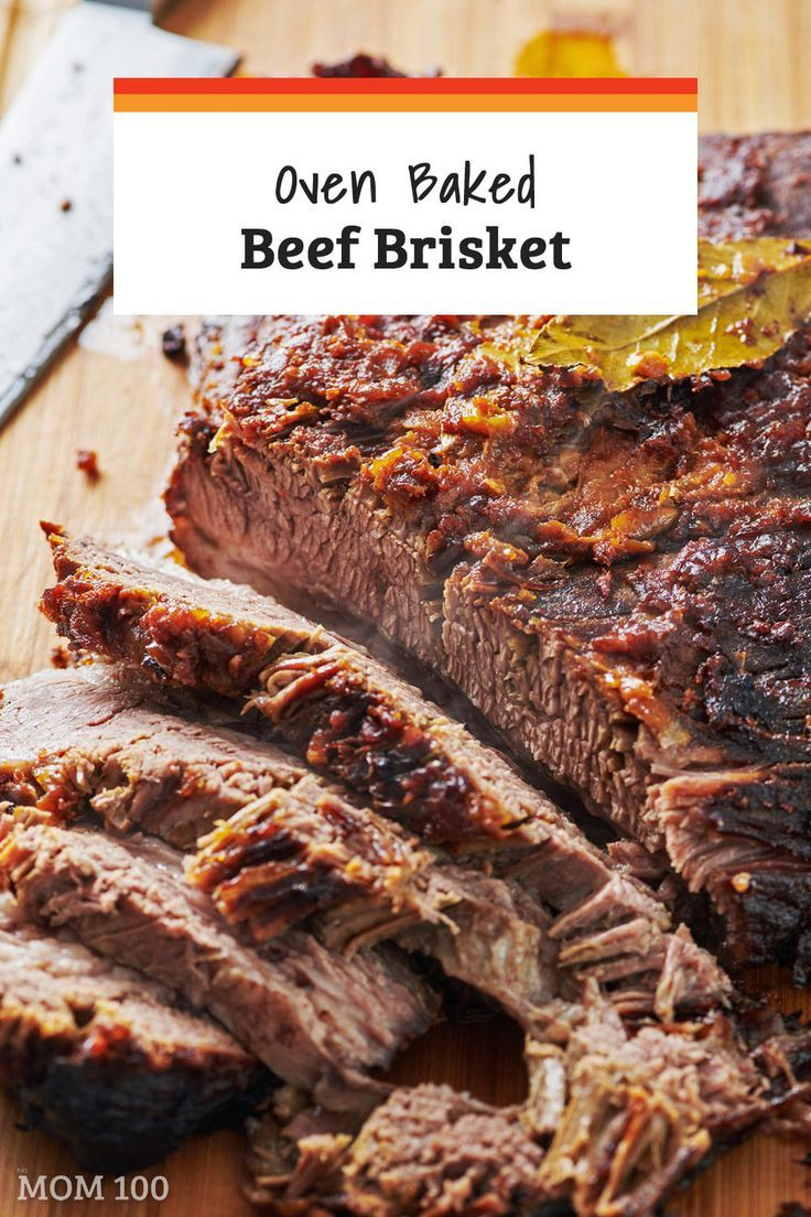 Oven Baked Beef Brisket Can You Make A Texas Style Brisket In The Oven Try This Recipe And See For In 2020 Beef Brisket Recipes Oven Brisket Recipes Brisket Recipes