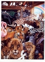 """""""The Great Adventure"""" by Margaret Keane  After learning the Truth"""