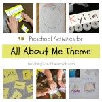 25 Favorite Preschool Learning Themes