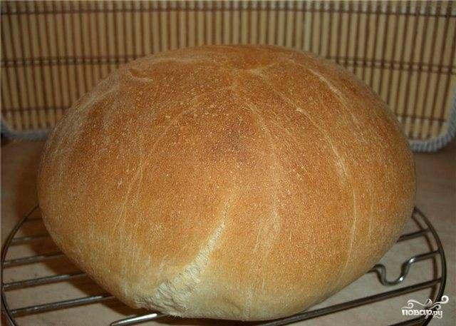 Хлеб в духовке без дрожжей - пошаговый рецепт с фото на Повар.ру
