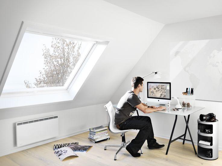 Necesitas  inspiración para diseñar tu oficina perfecta? La #LuzNatural aumenta la productividad y mejora tu estado de ánimo.