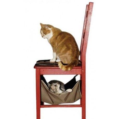 Hængekøje til katte