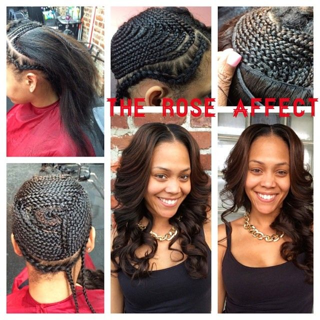 Terrific 1000 Ideas About Versatile Sew In On Pinterest Box Braids Short Hairstyles For Black Women Fulllsitofus