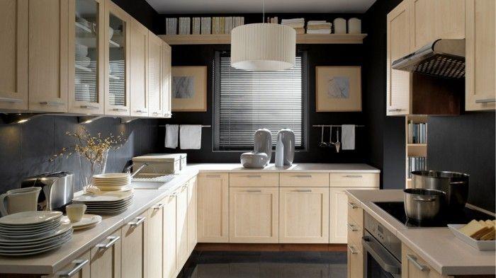 Küche L-Form - der Allrounder in puncto moderne ...
