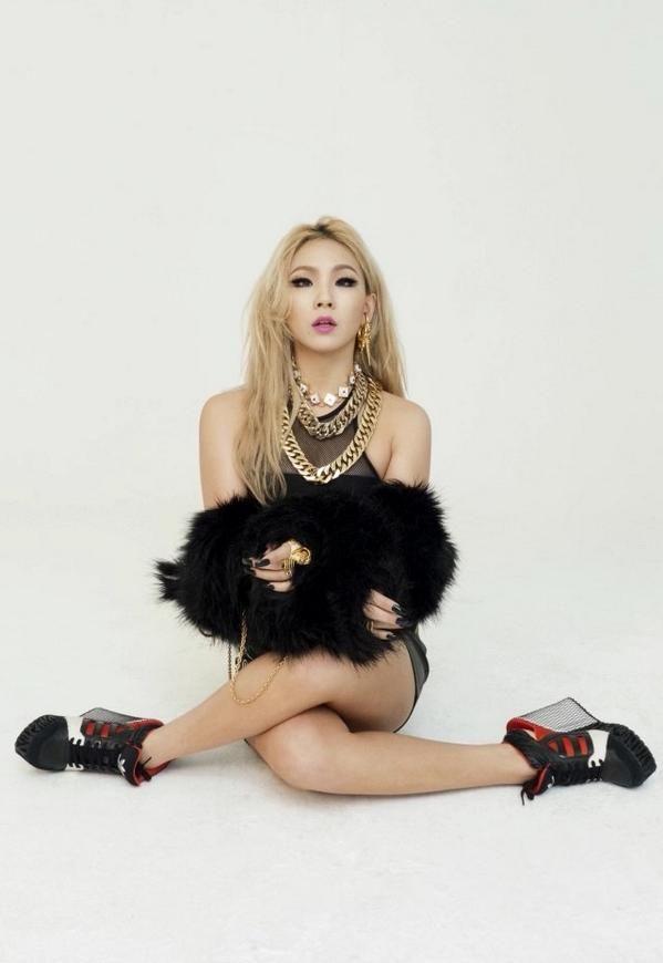 [PIC] 141022 CL for High Cut Korea Magazine Vol.136 (November 2014 Issue) – with Rita Ora   CL2NE1INDO