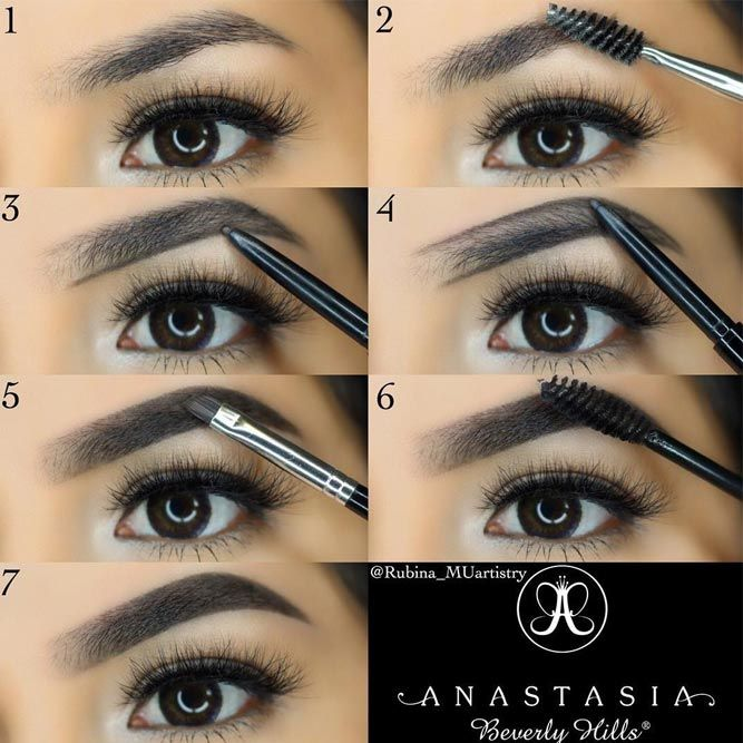 Quotes About People Who Notice: Best 25+ Eyebrow Filling Tutorial Ideas That You Will Like
