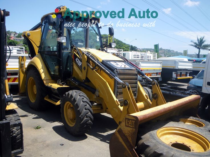 Approved Auto, AA2141, CATERPILLAR, BACK HOE LOADER 428F, 2014,  email us at: linda@approvedauto.co.za or call: +27 82 551 9371 visit us at:  www.approvedauto.co.za  6 kosi place umgeni business park