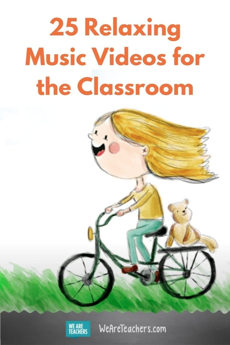 free calming music for the classroom