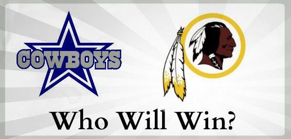"""@IAmJohnSparks: TWEET ME FOR A RETWEET!! Who Do YOU Think Will Win??? #CowboysNation #RedskinsNation ""_<< DemBoyz"