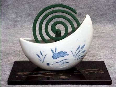 Resultado de imagen para ceramic mosquito coil holder
