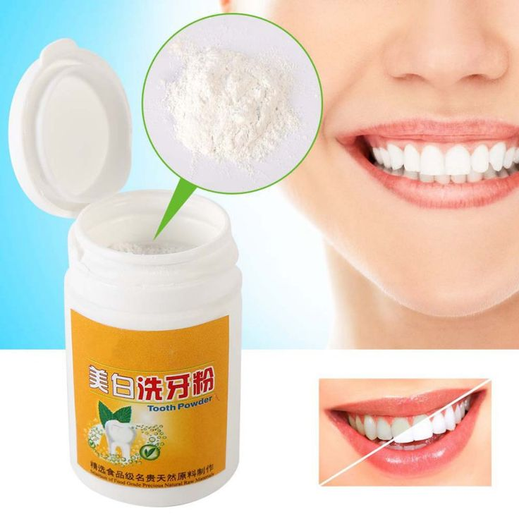 Oral Hygiene White Powders Go Yellow Teeth Plaque Tartar Very Well Coffee Stains Teeth Beauty Health