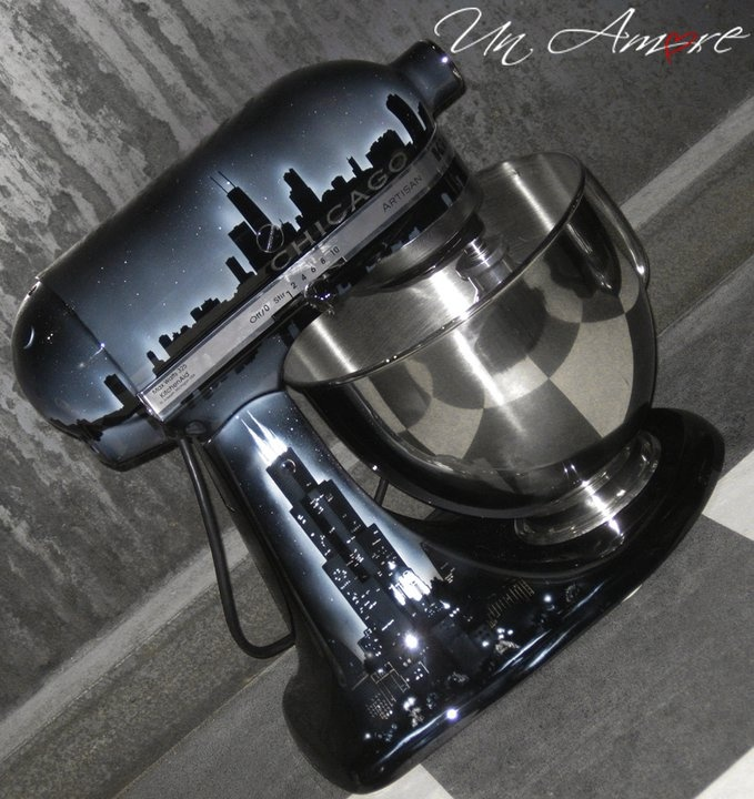 For the Chi-town kitchen