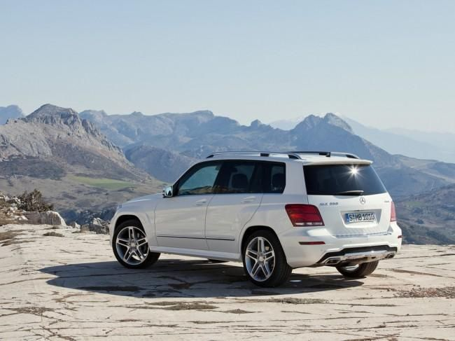 Mercedes GLK (X204). Компания Mercedes-Benz обновила кроссовер GLK-Class…
