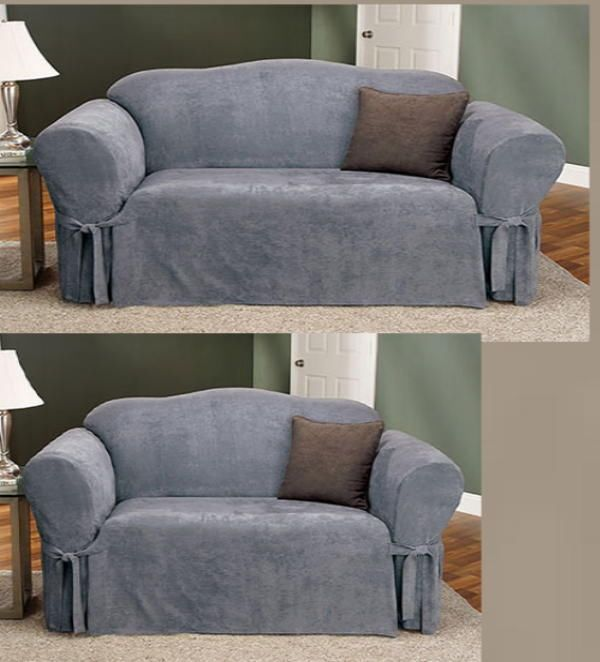 how to steam clean a suede sofa