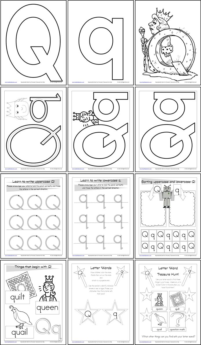71 best letter q activities images on pinterest preschool