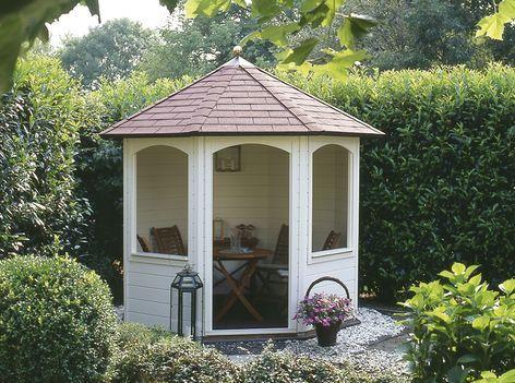 Prima Andrea Octagonal Garden Summerhouse from Lugarde ...