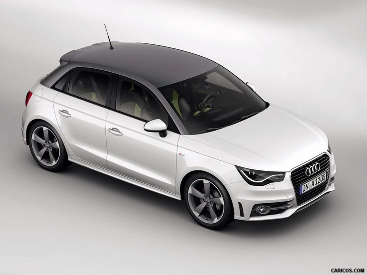 Audi A1 Sportback (2012) S line - Top, 1024x768, #11 of 133