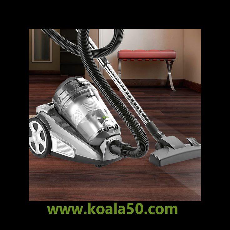 Aspiradora sin Bolsa Tristar SZ2135 - 70,70 €   ¡Nunca fue tan sencillo aspirar tu hogar! Con la elegante aspiradora sin bolsa Tristar SZ2135 podrás deshacerte de los ácaros gracias a su sistema de filtrado HEPA. Además, podrás transportarlo...  http://www.koala50.com/aspiradoras-robots/aspiradora-sin-bolsa-tristar-sz2135