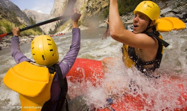 Idaho Rafting » Middle Fork Salmon Rafting, Salmon River Trips